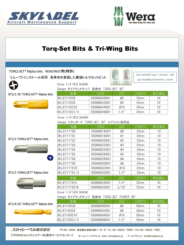 WERA-TORQ SET&TRI-WING_ページ_1
